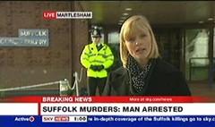Suffolk Killer 2006 - Julie Etchingham Sky News (1)