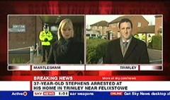 Suffolk Killer 2006 - Julie Etchingham Sky News (2)