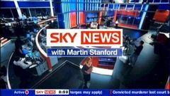 Sky News Presentation 2006