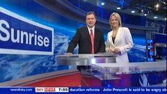 Sky News Presentation 2005