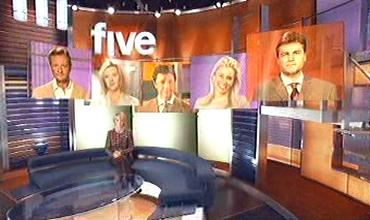 Five News Promo 2005