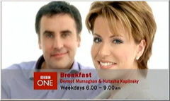 BBC Breakfast Promo – Relaunch 2003