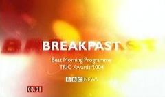 BBC Breakfast: Titles 2000-2006