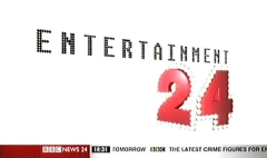 Entertainment 24 – BBC News Programme