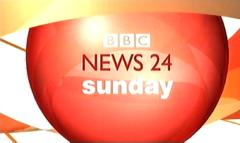 News 24 Sunday – BBC News Programme