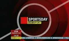 Sportsday – BBC News Programme