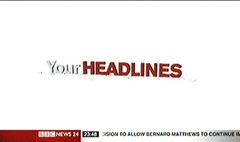 Your News – BBC News Programme