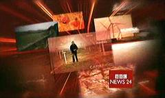 Informed, In Depth, In Touch – BBC News Promo