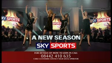 New Season, Escala – Sky Sports Promo
