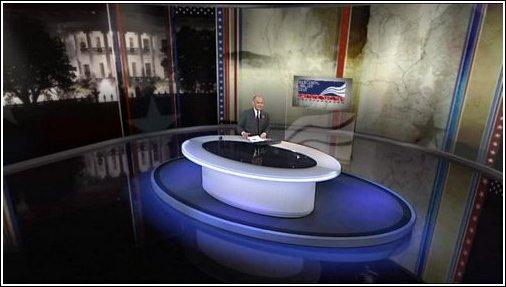 U.S. Election Television Coverage