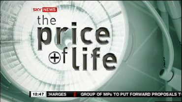 Price of Life – Sky News Presentation 2008