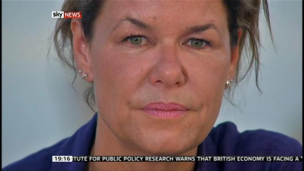 Alex Crawford Images - Sky News (4)