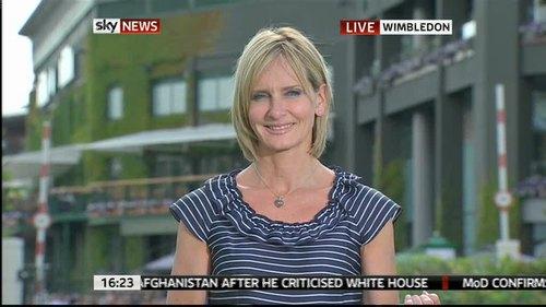 Sky News presenter Jacquie Beltrao battling breast cancer again