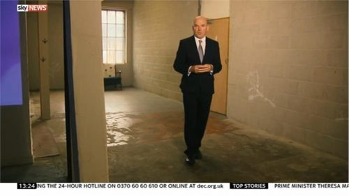 James Matthews - Sky News Reporter