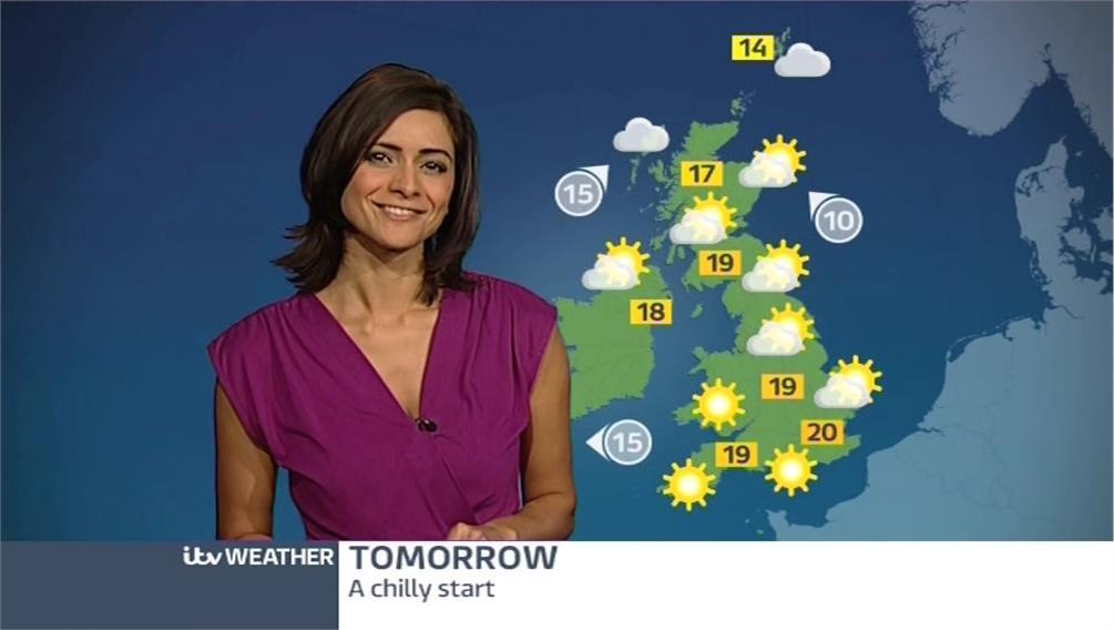 Lucy Verasamy - ITV Weather Presenter (5)