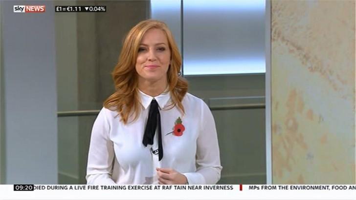 Sarah-Jane Mee Images - Sky News (19)