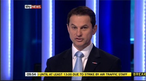 Sky News Sports Presenter - Charlie Thomas (1)