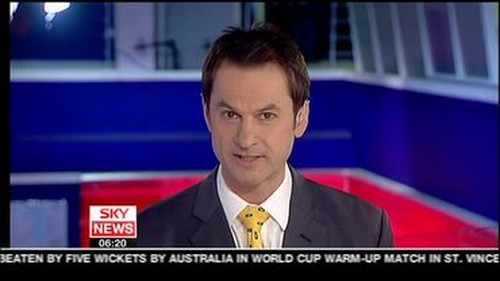 Sky News Sports Presenter - Charlie Thomas (4)