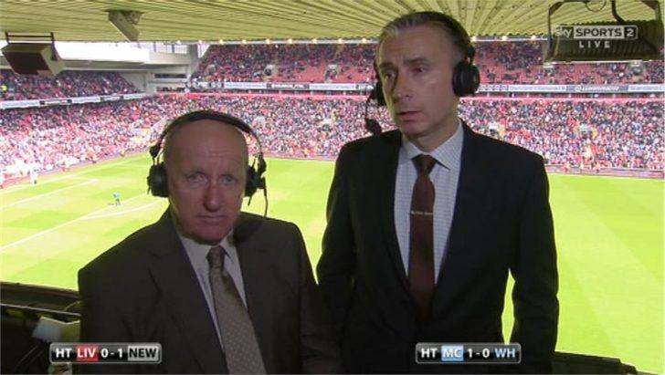 Alan Parry - Sky Sports Football Commentator (3)