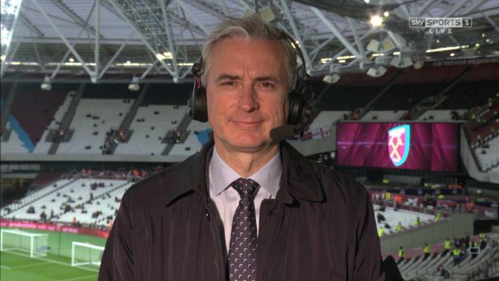 Alan Smith - Sky Sports Football Commentator (1)