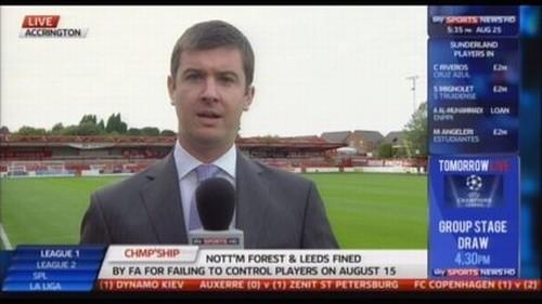 Andy Burton - Sky Sports Football (1)
