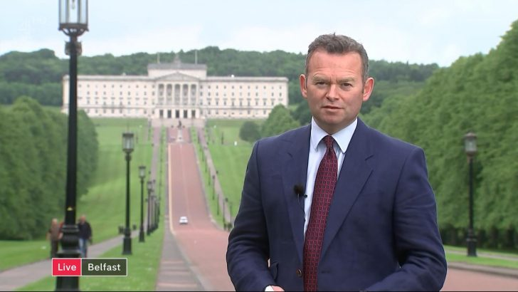Andy Davies - Channel 4 News