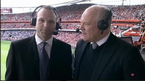 Bill Leslie - Sky Sports Football Commentator (1)