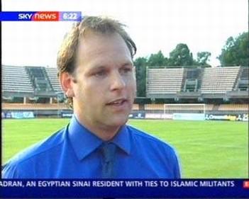 Bill Leslie - Sky Sports Football Commentator (2)