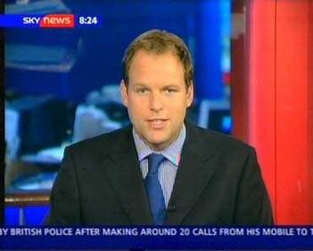 Bill Leslie - Sky Sports Football Commentator (3)