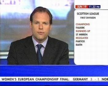 Bill Leslie - Sky Sports Football Commentator (4)