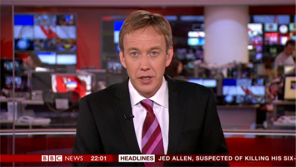 Chris Rogers - BBC News Presenter (3)