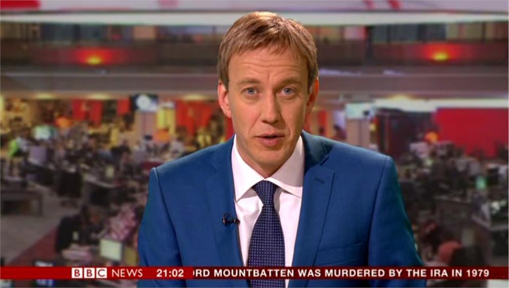 Chris Rogers - BBC News Presenter (4)