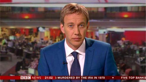 Chris Rogers - BBC News Presenter (5)