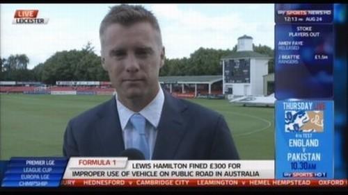 David Fulton - Sky Sports Reporter (1)