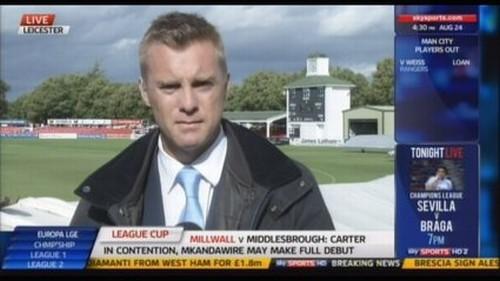 David Fulton - Sky Sports Reporter (2)