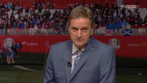 David Livingstone - Sky Sports Golf Presenter (1)