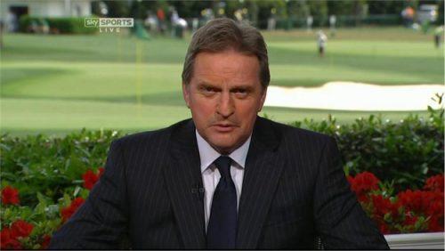 David Livingstone - Sky Sports Golf Presenter (2)