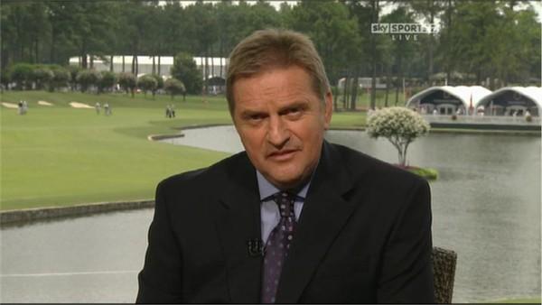 David Livingstone - Sky Sports Golf Presenter (5)
