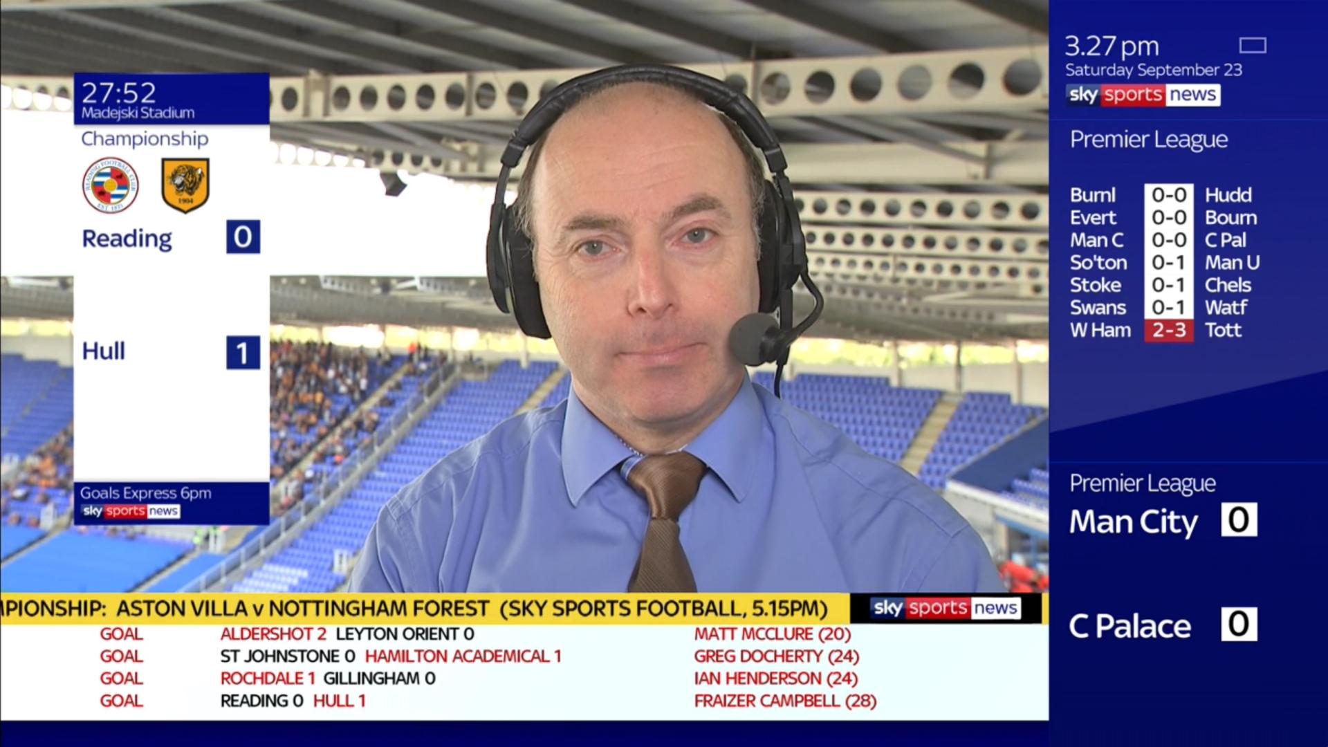Dickie Davis - Sky Sports Soccer Saturday (3)