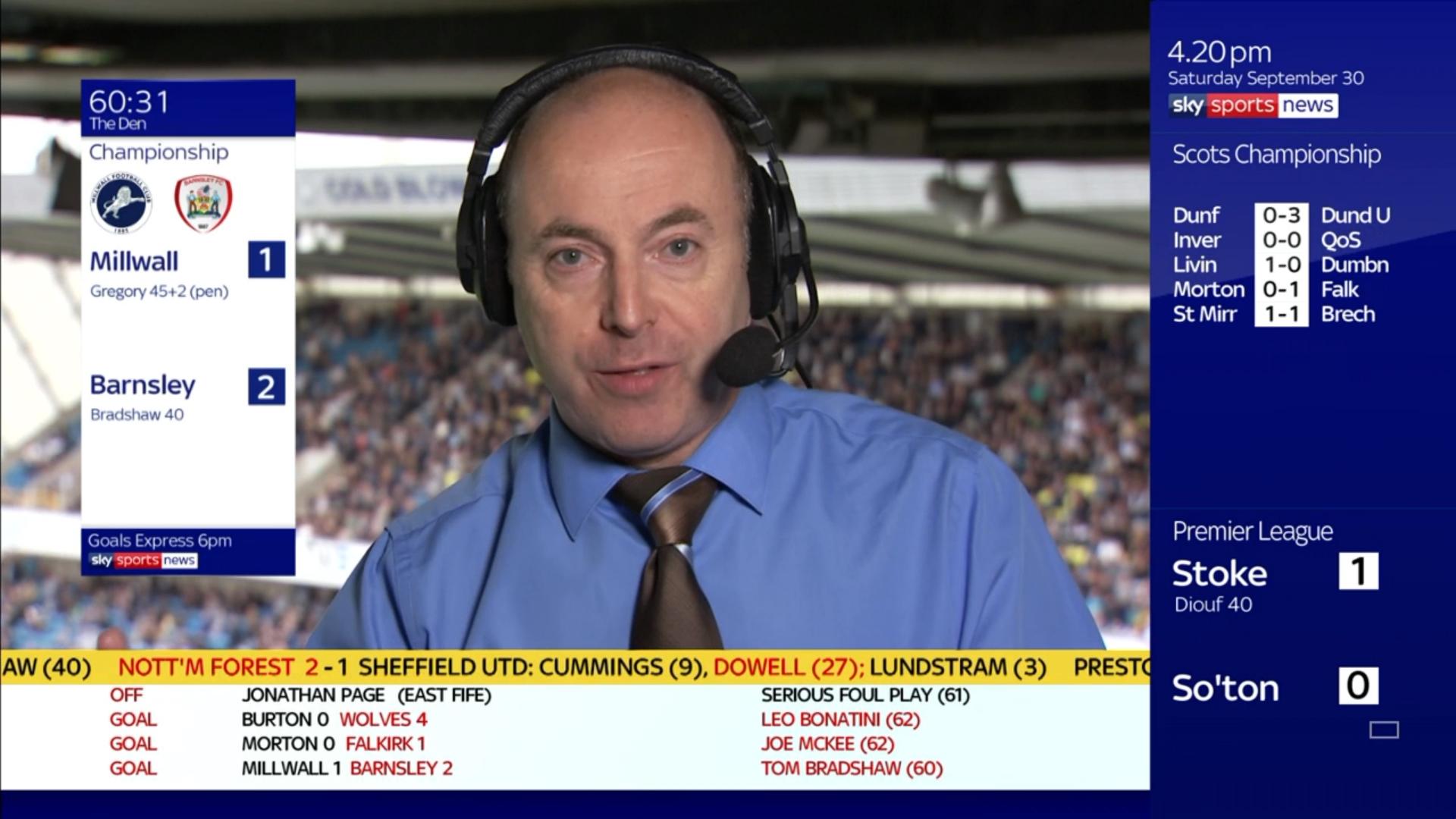 Dickie Davis - Sky Sports Soccer Saturday (4)