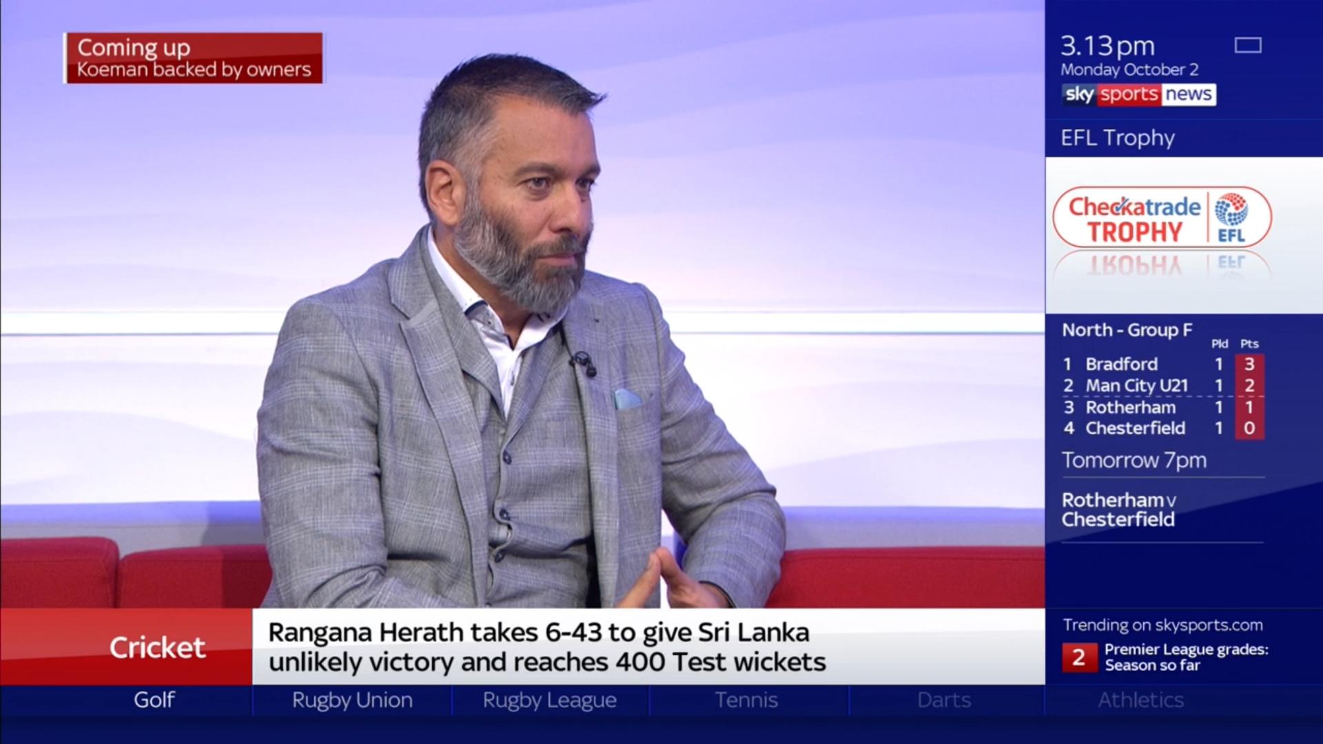 Guillem Balague - Sky Sports Football (1)
