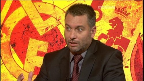Guillem Balague - Sky Sports Football (2)