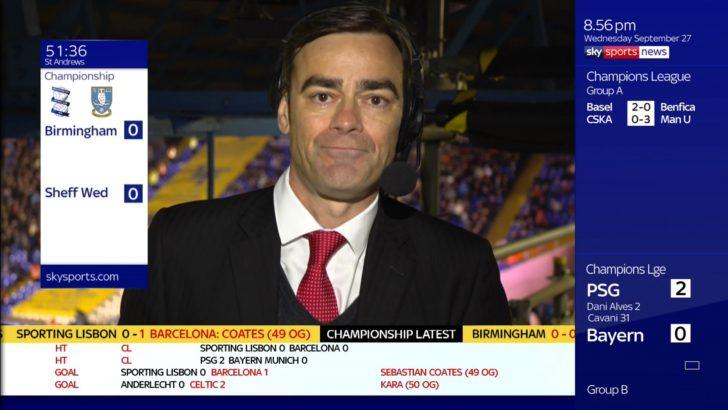 Guy Havord - Sky Sports Football Reporter (1)