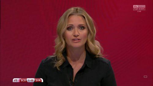 Hayley McQueen - Sky Sports News Presenter (10)