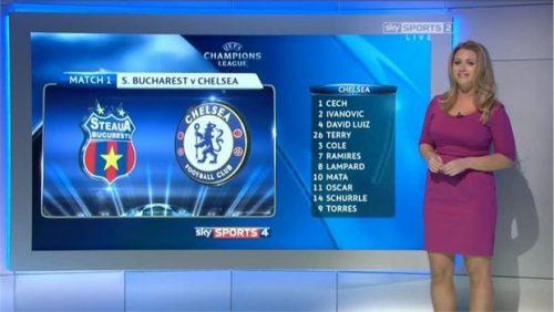 Hayley McQueen - Sky Sports News Presenter (11)