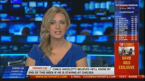 Hayley McQueen - Sky Sports News Presenter (12)