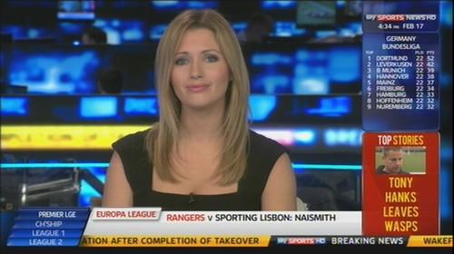 Hayley McQueen - Sky Sports News Presenter (3)