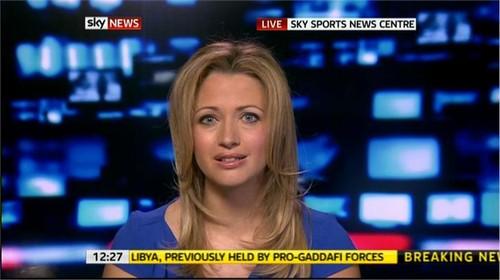 Hayley McQueen - Sky Sports News Presenter (7)