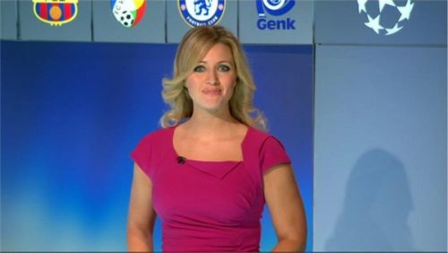 Hayley McQueen - Sky Sports News Presenter (8)