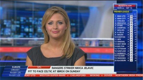 Hayley McQueen - Sky Sports News Presenter (9)